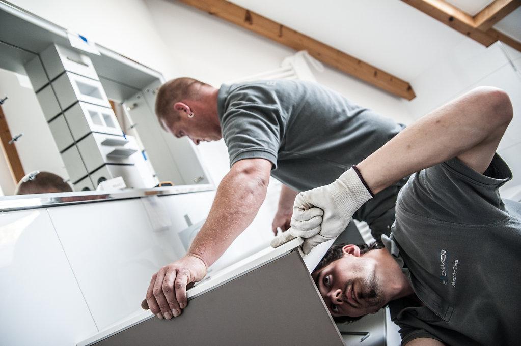 Haustechnik Bodamer Birkenfeld / Fotos für Firmenhomepage