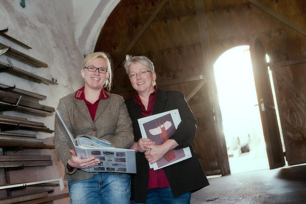 Mitarbeiterfotos Pfeiffer Schmiede und Metallbau