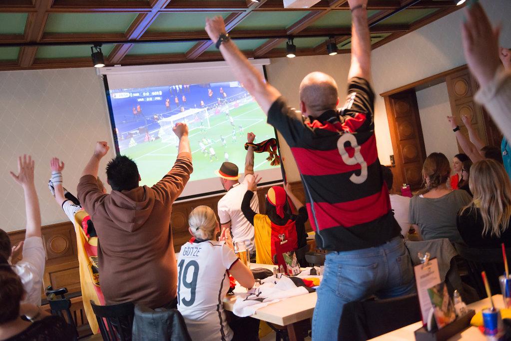 Fußball im Schloßkeller für Ketterer Pforzheim